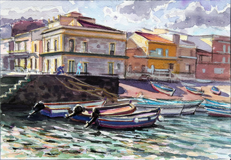 Acitrezza, Sicilia