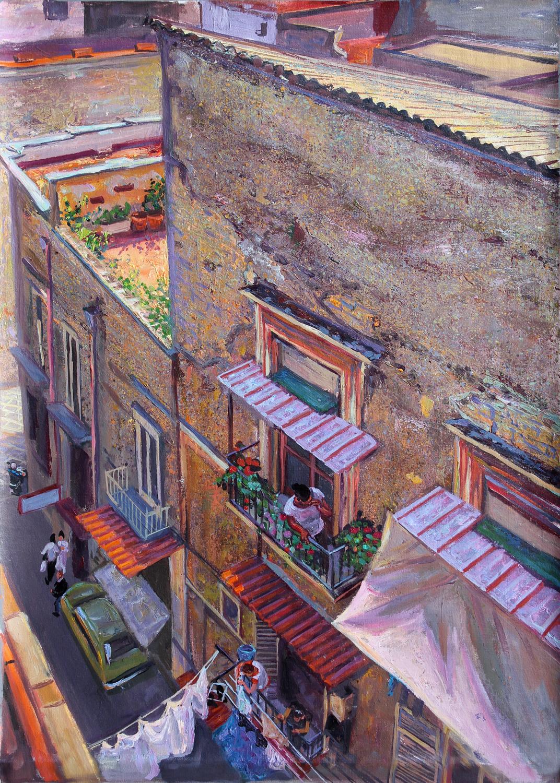 The Spanish Quarter, Naples