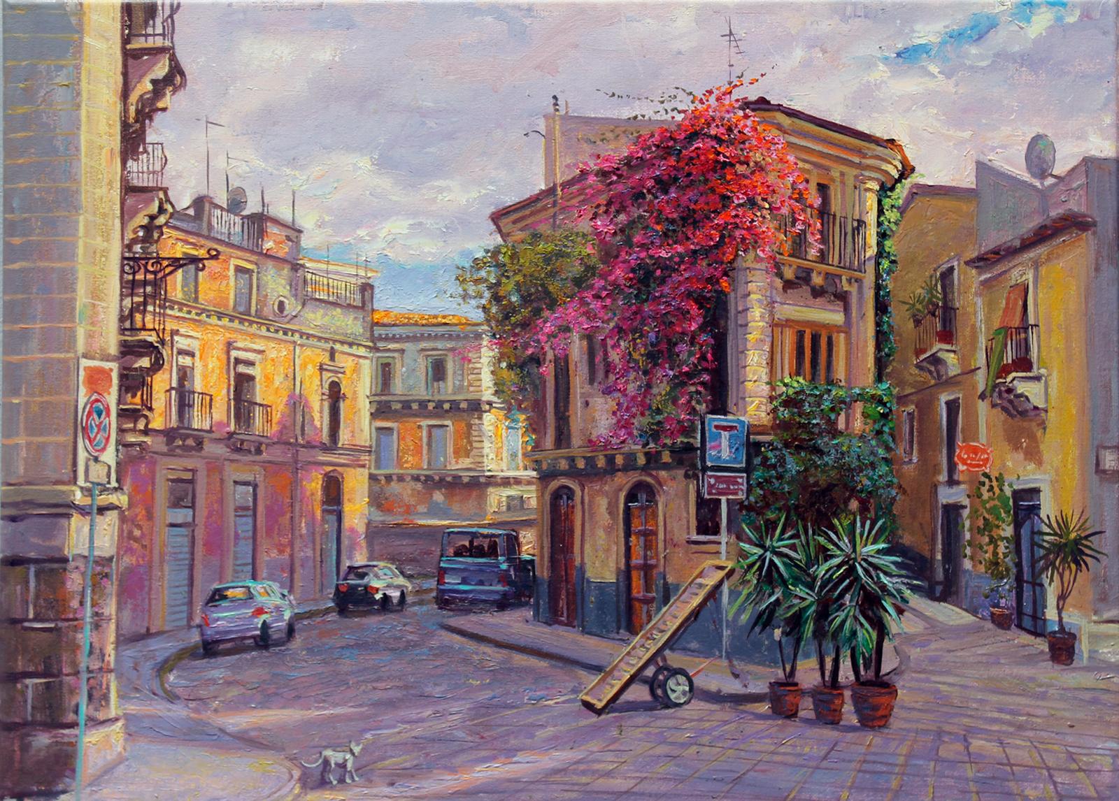 Palazzu Stidda, Catania