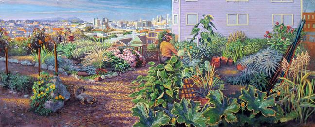Kaiser Permanente Series: Potrero Hill Community Garden