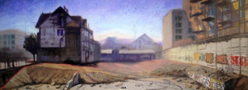 Oil painting by John Paul Marcelo