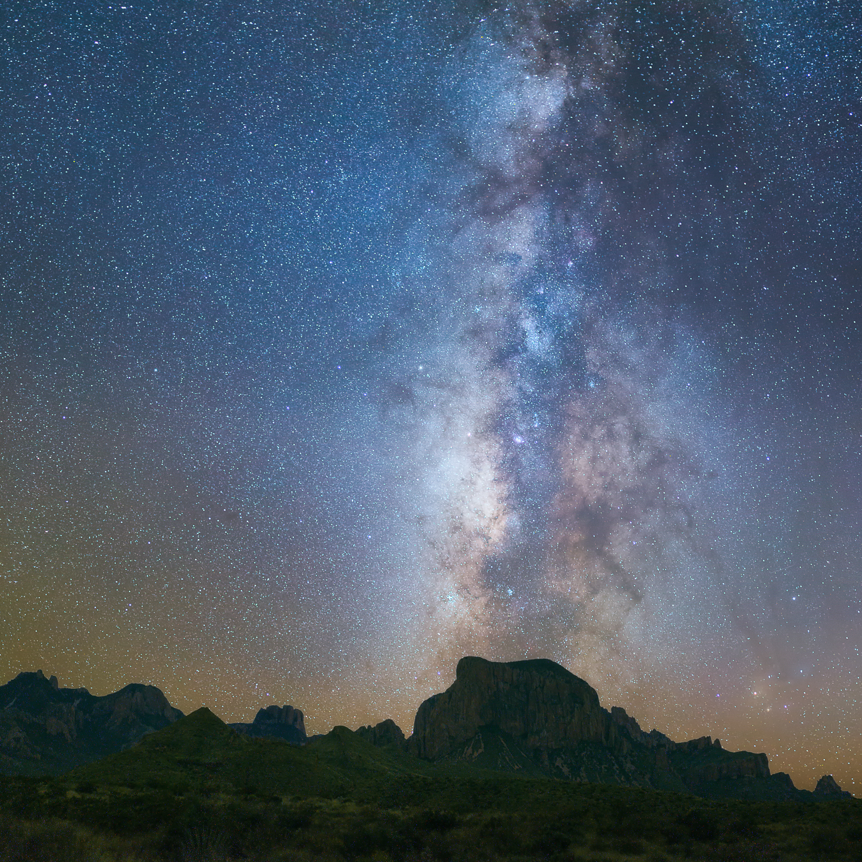 Big Bend National Park Milky Way