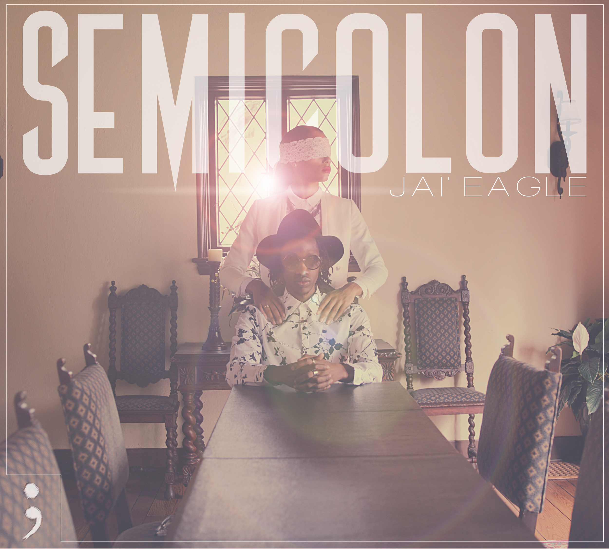 SEMICOLON IS COMING!!! 04 18 .. #iTunes #GooglePlay #Amazon #Spotify #Everywhere ..Don't Miss it!