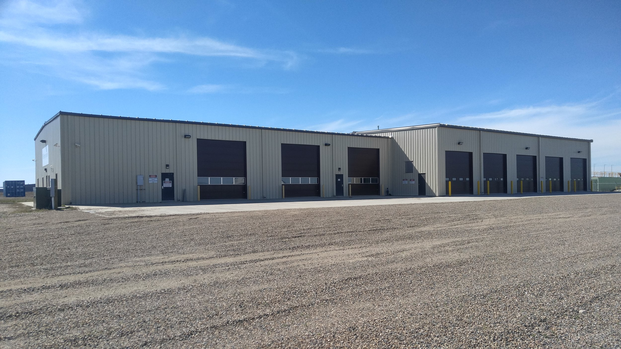 14,000 SF Warehouse & Office