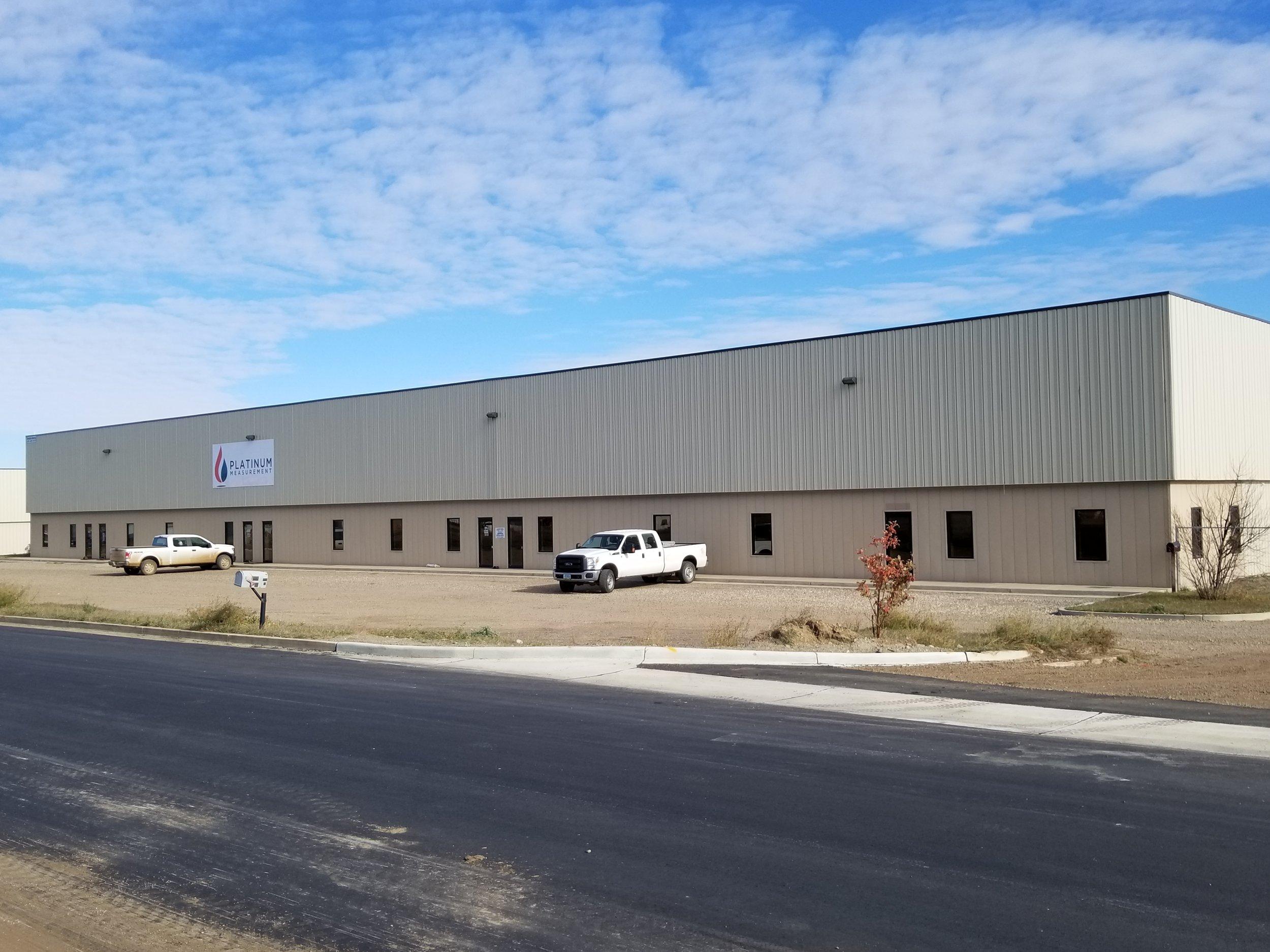 20,000 SF Industrial Duplex