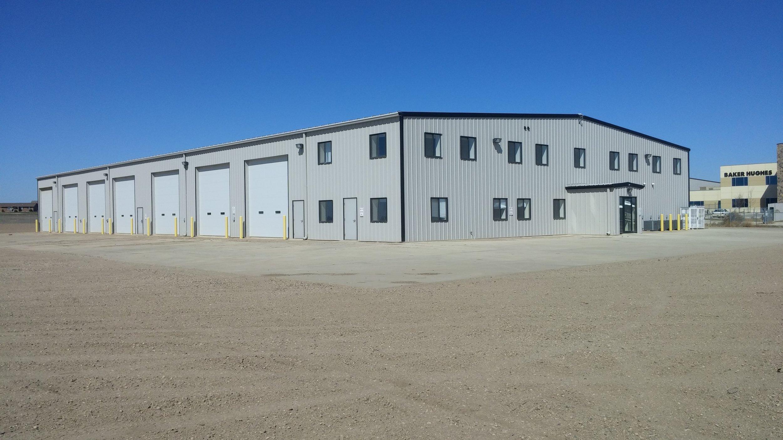 23,750 Warehouse & Office