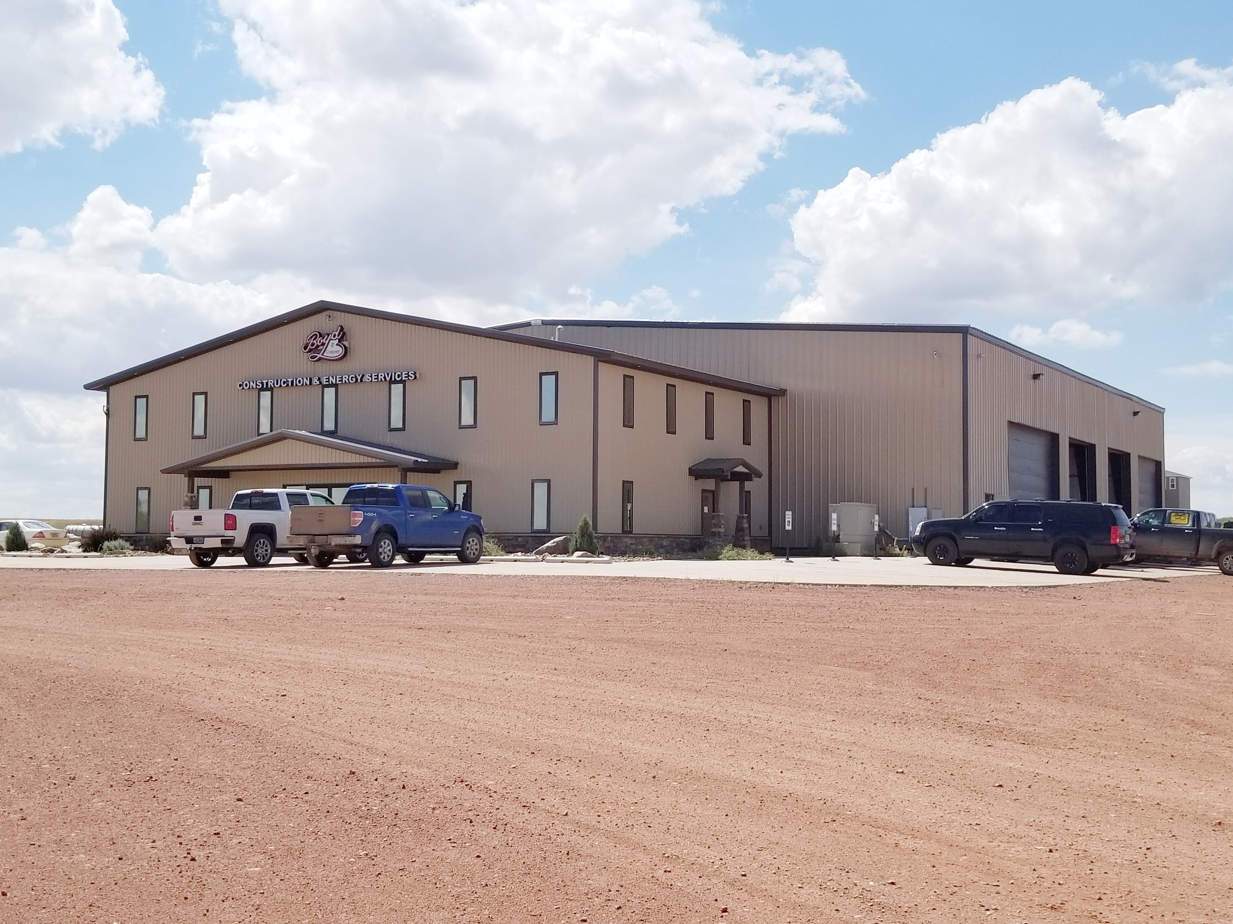 19,000 SF Warehouse & Office