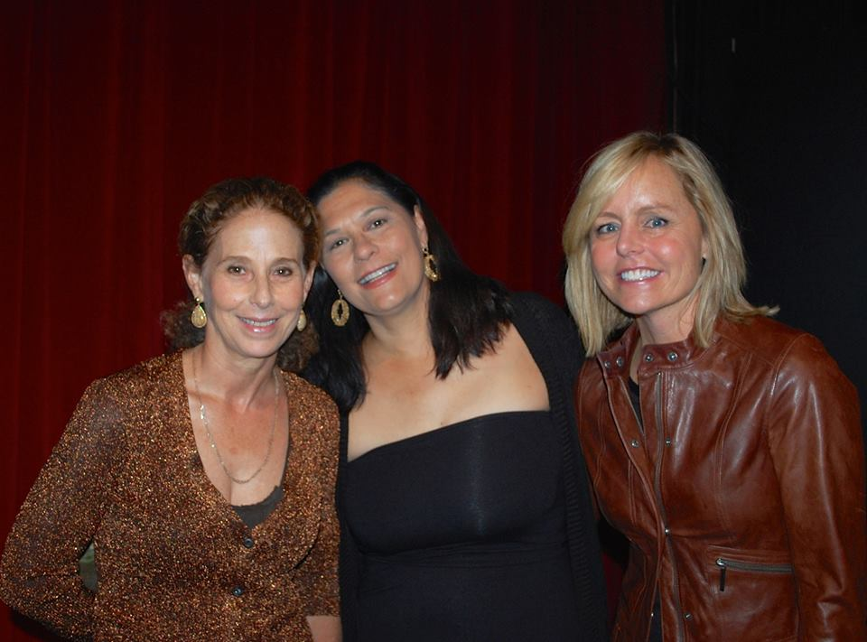 Patricia Lurie, Susan Mallen, and Jeanne Sangiacomo