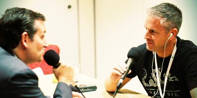 Jason W. Hoyt Interviews Senator Ted Cruz