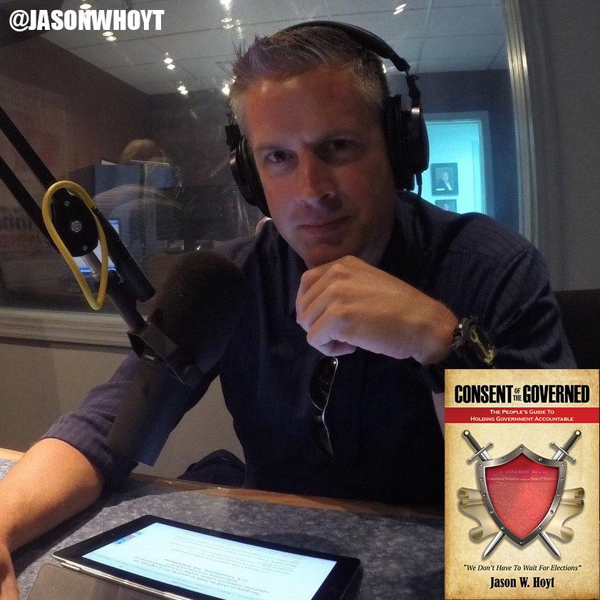 Jason on the Radio