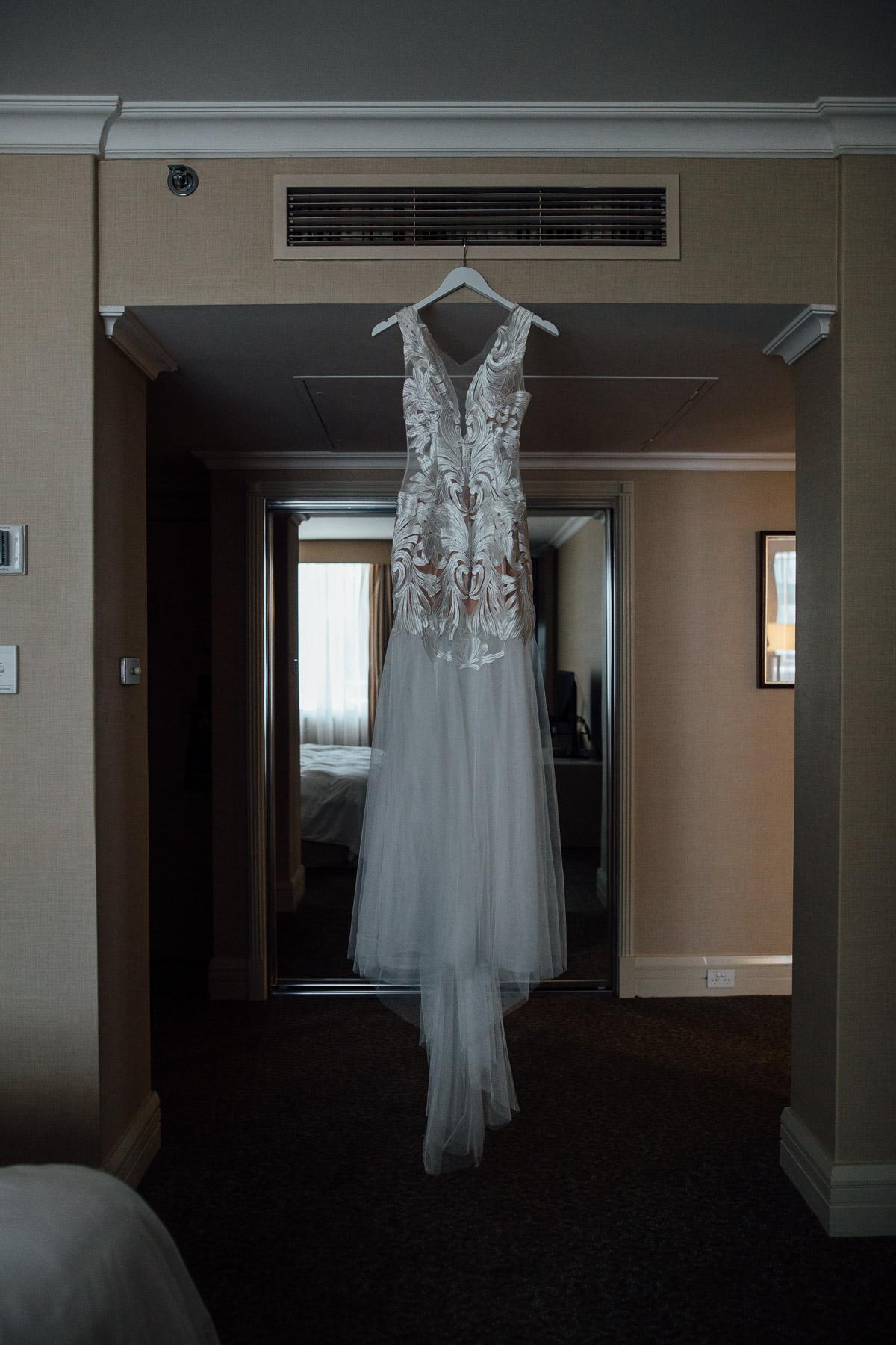 Fara Couture wedding dress