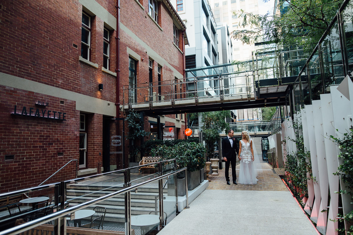 The Flour Factory wedding - Peggy Saas Perth wedding photographer