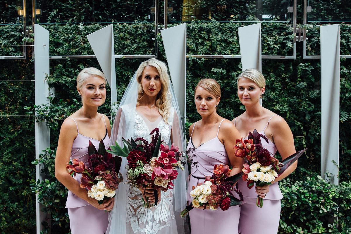 Botanica Naturalis bridal bouquet