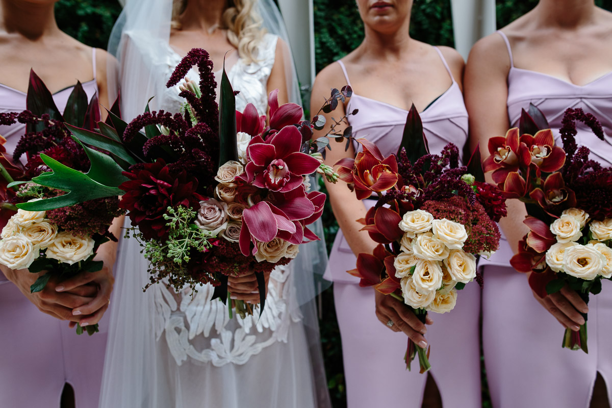 Botanica Naturalis bridal flowers