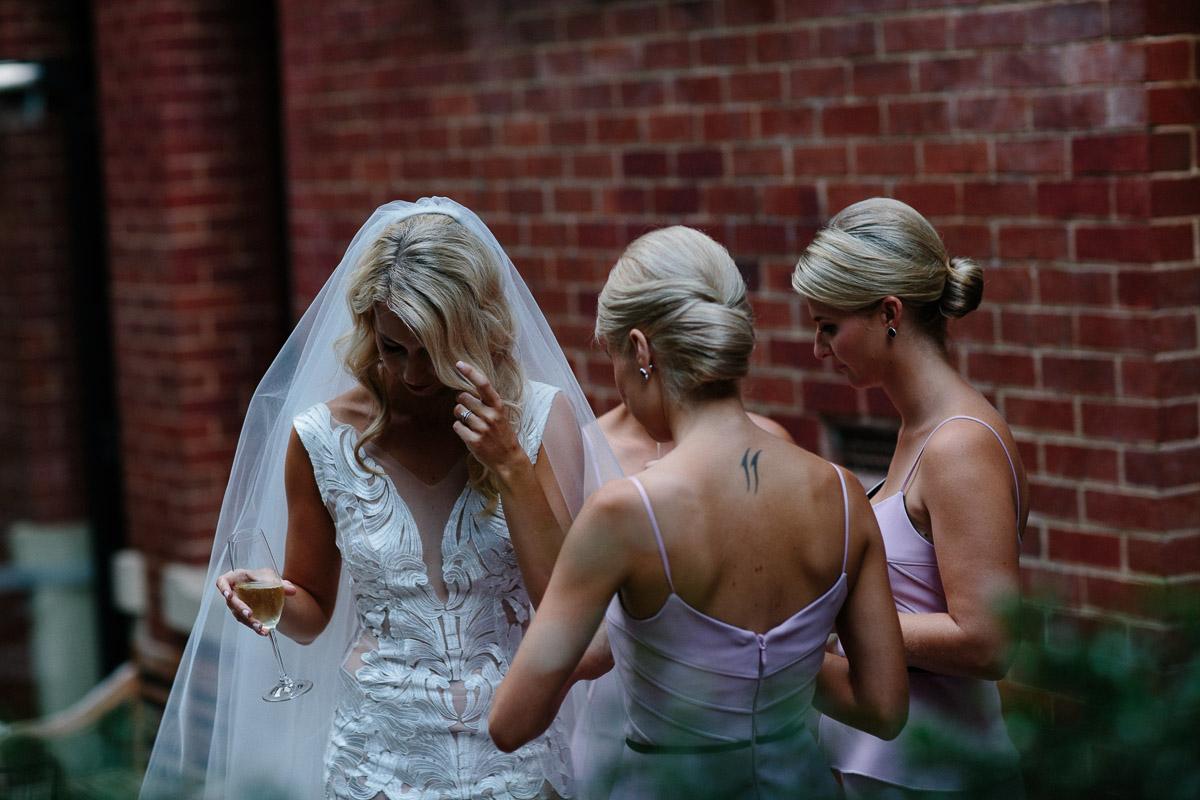 Perth wedding - The Flour Factory