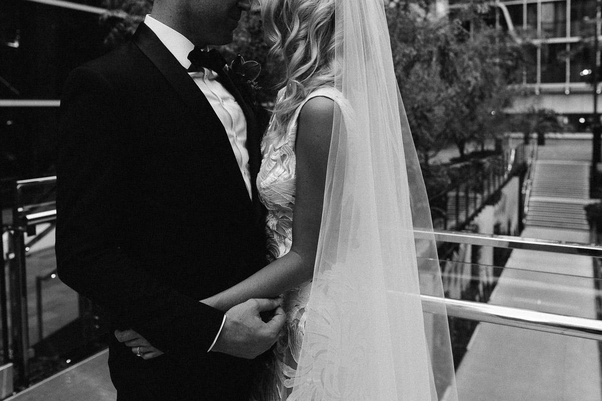 Perth CBD wedding - Peggy Saas
