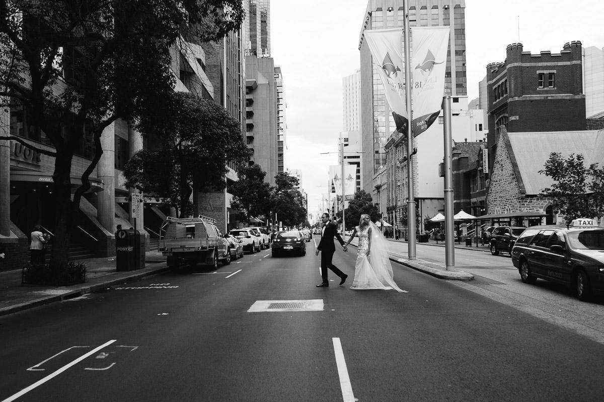 Perth bride-The Flour Factory