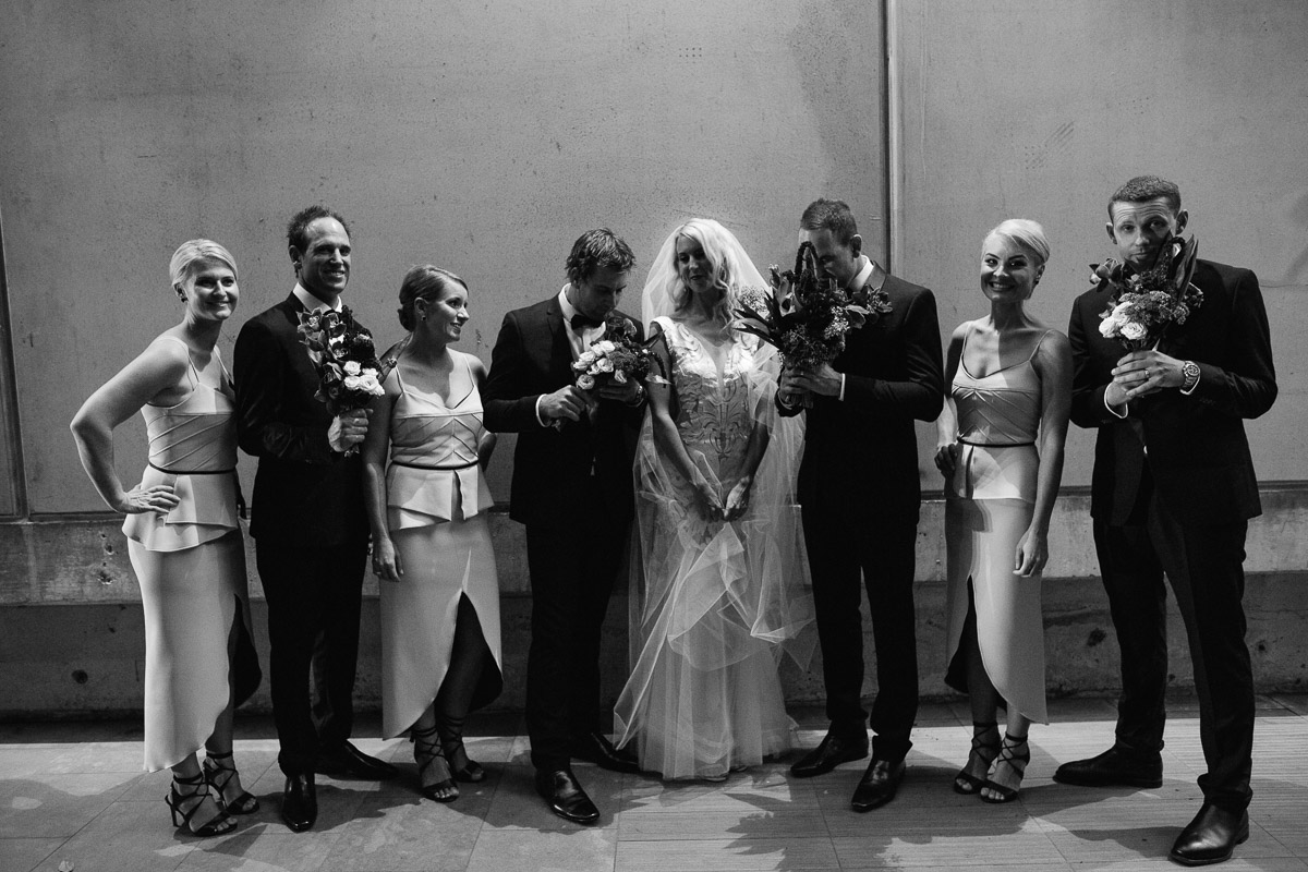Wedding at The Flour Factory