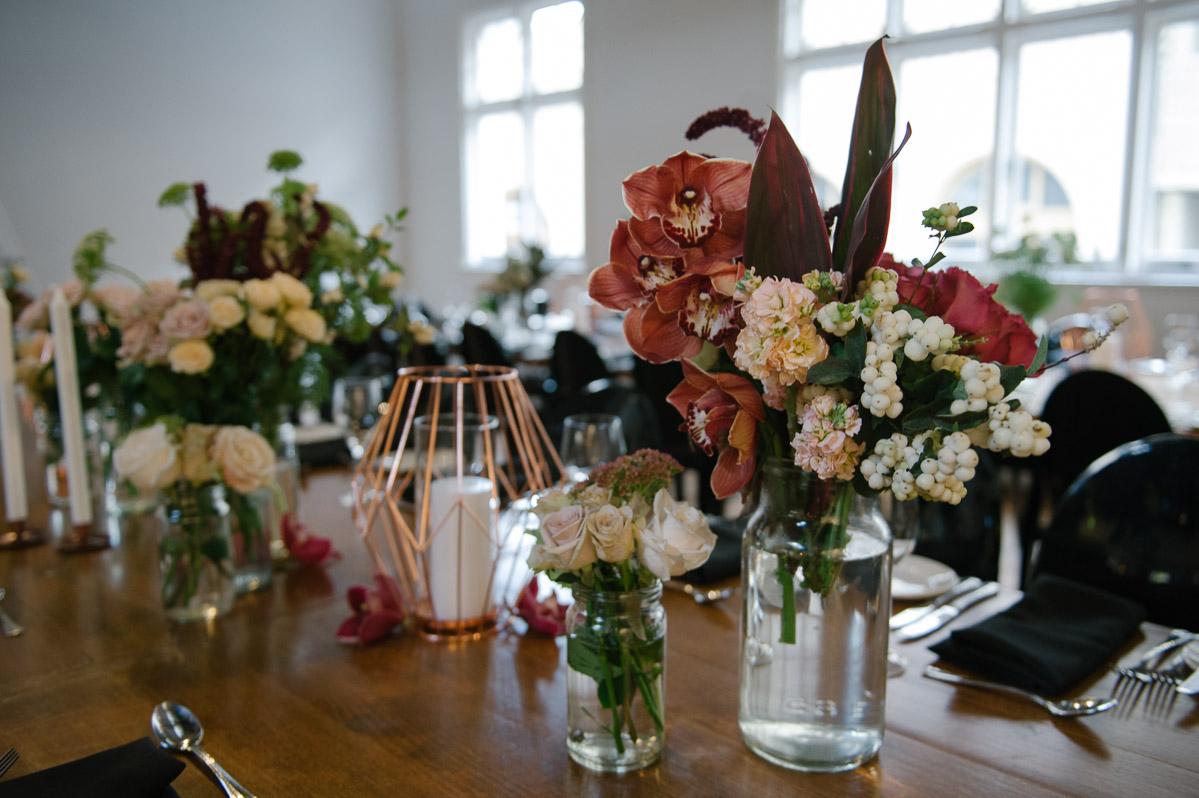 The Flour Factory wedding