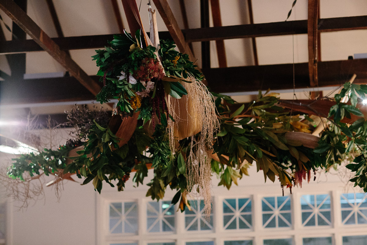 Botanica Naturalis wedding installation