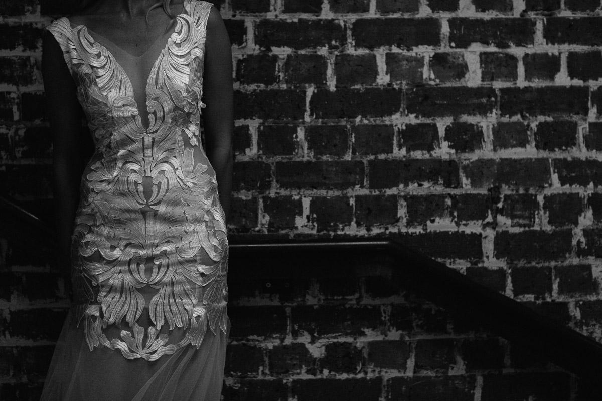 Fara Couture wedding gown
