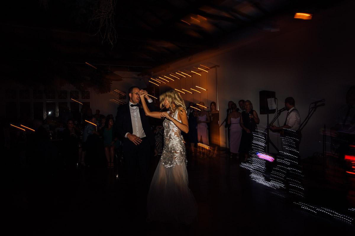 First dance-The Flour Factory-Peggy Saas wedding photographer