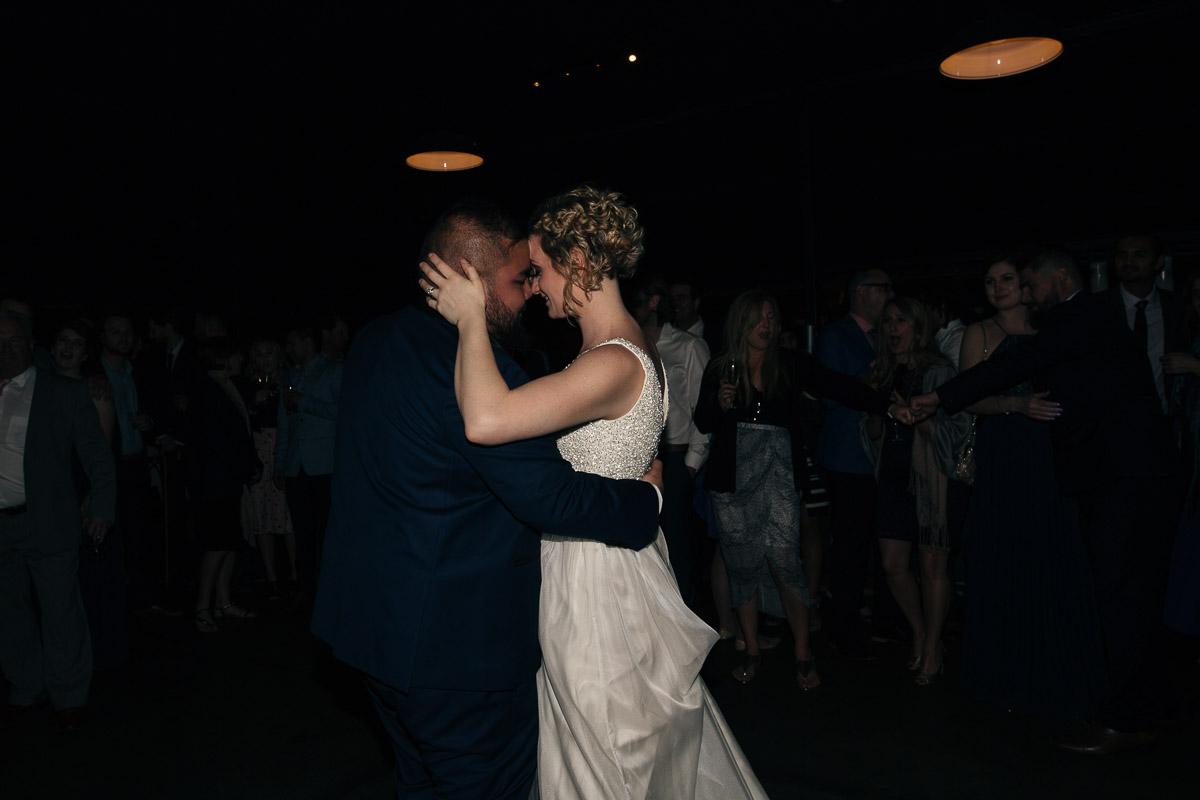 First dance-Little Creatures wedding
