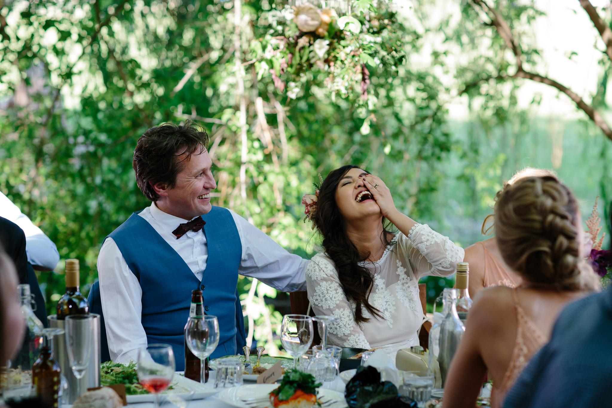 Brookside Vineyard - boho wedding