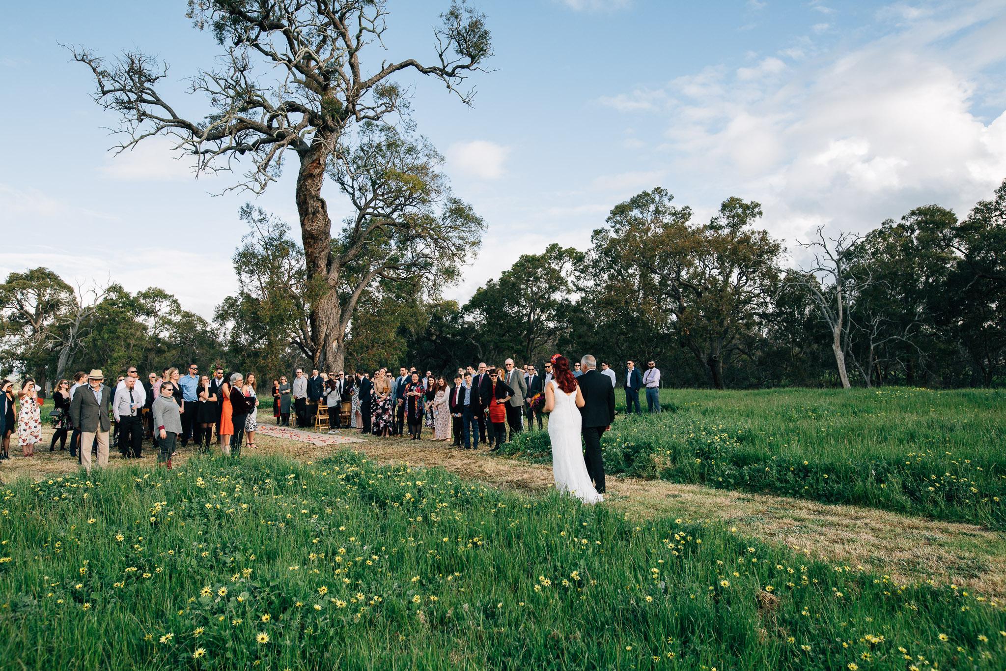 Farm wedding-Peggy Saas