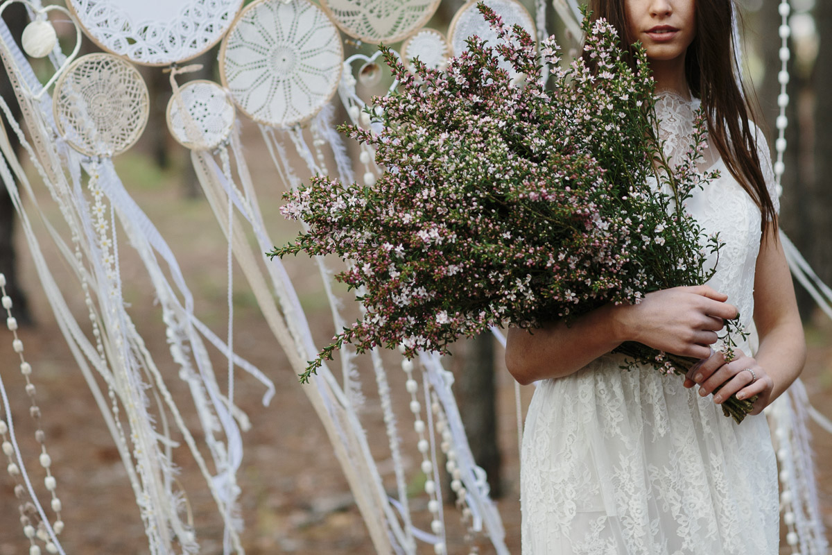The Fremantle Creatives-forest wedding