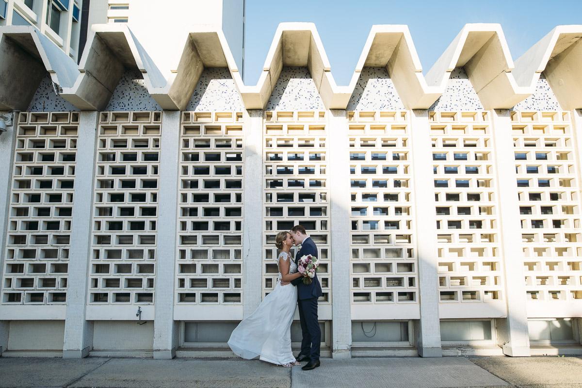 Victoria Hall-Fremantle wedding
