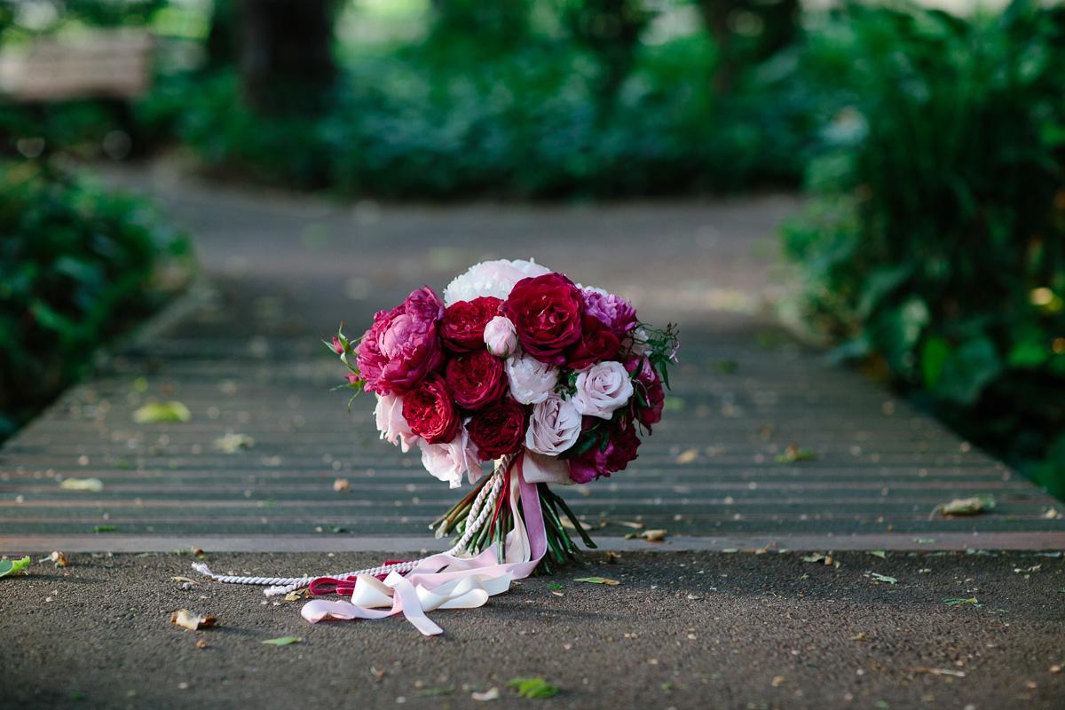Poppys Flowers-Lamonts Bishops House wedding