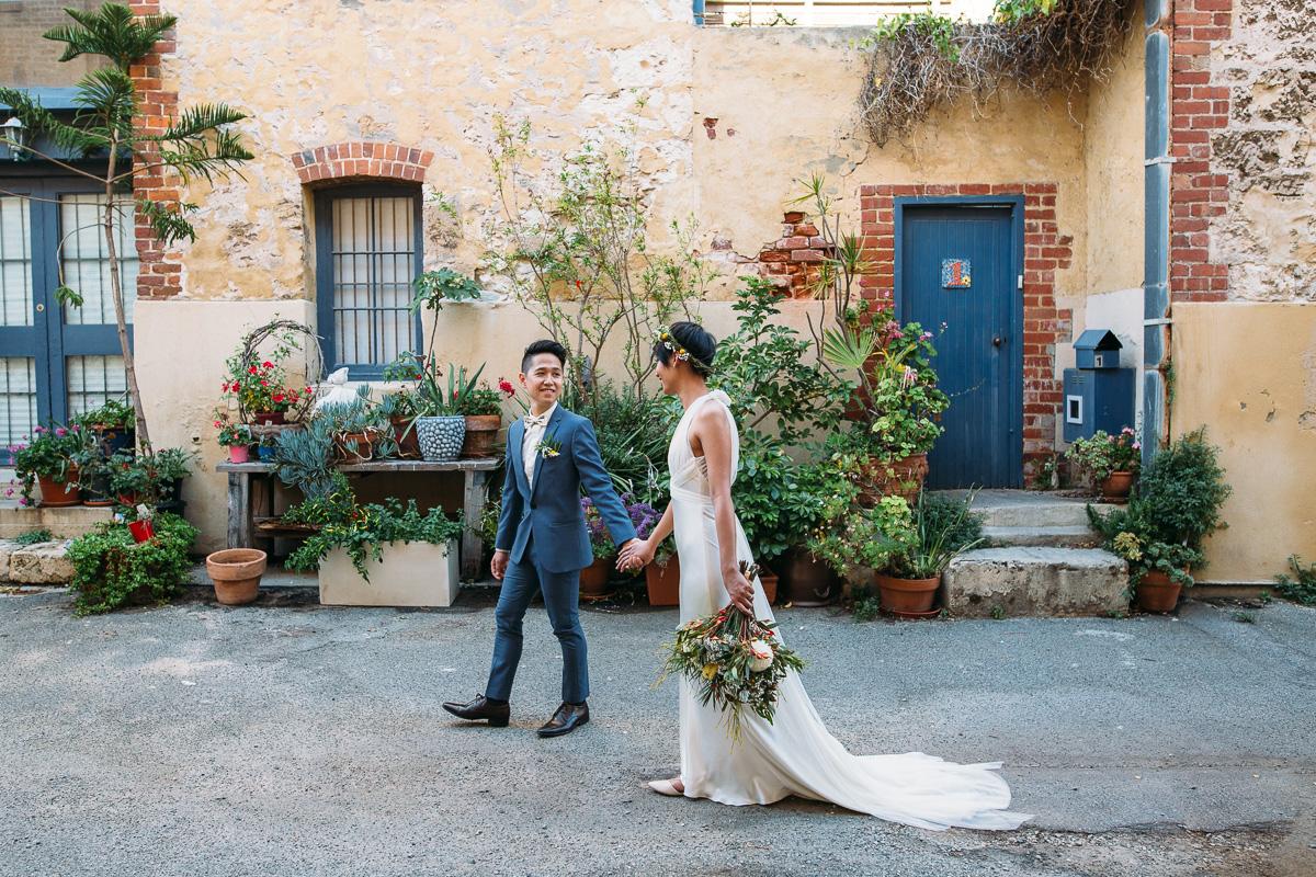 Fremantle wedding-Peggy Saas-Vera Wang bride