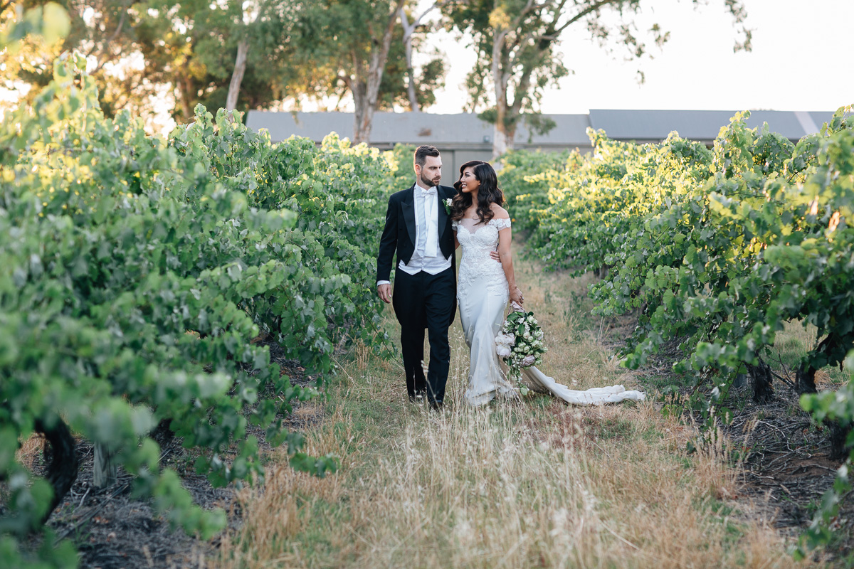 Vineyard wedding-Sandalford