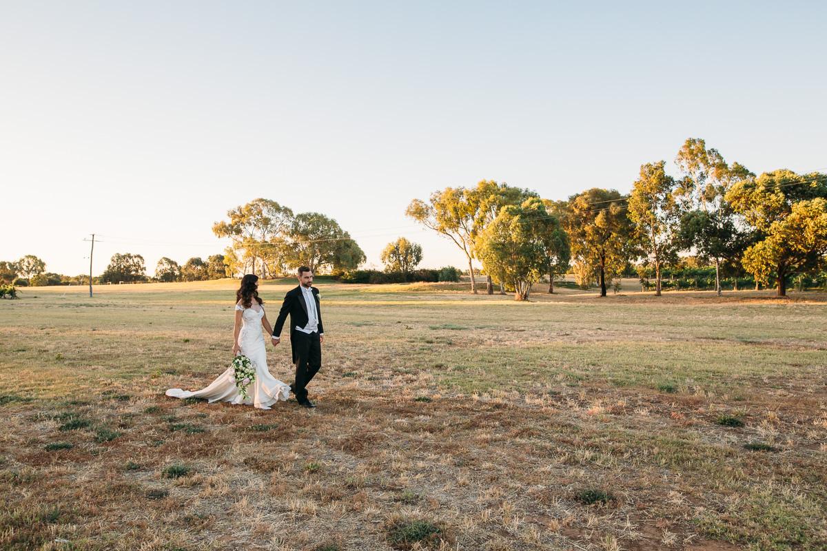 Winery wedding-Sandalford Wines