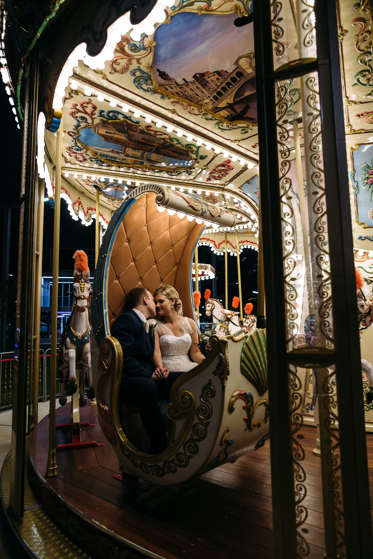 Peggy Saas-Perth Wedding Photographer-Elizabeth Quay Carousel.jpg