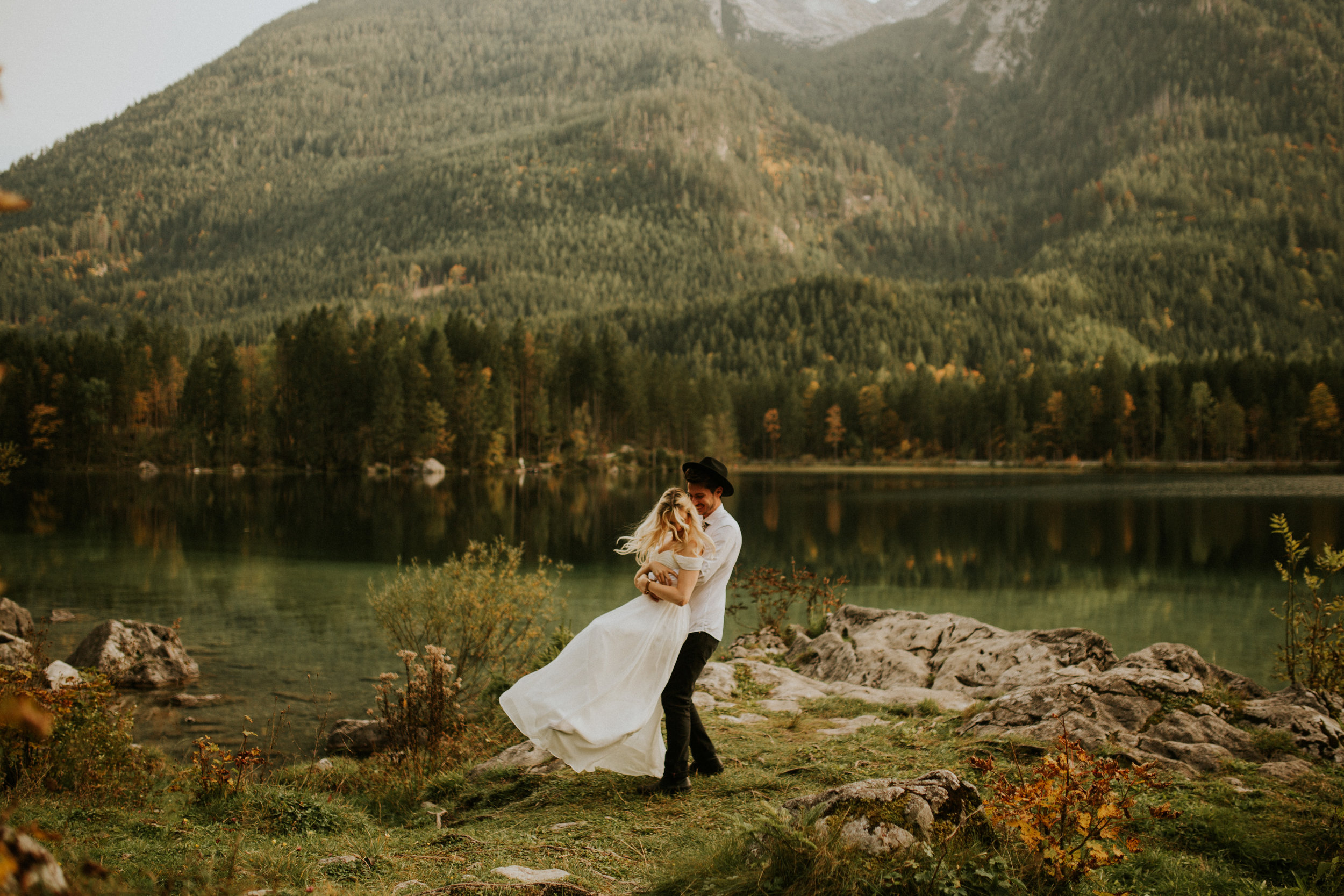 Destination elopement Austrian wedding Photographer BreeAnna Lasher