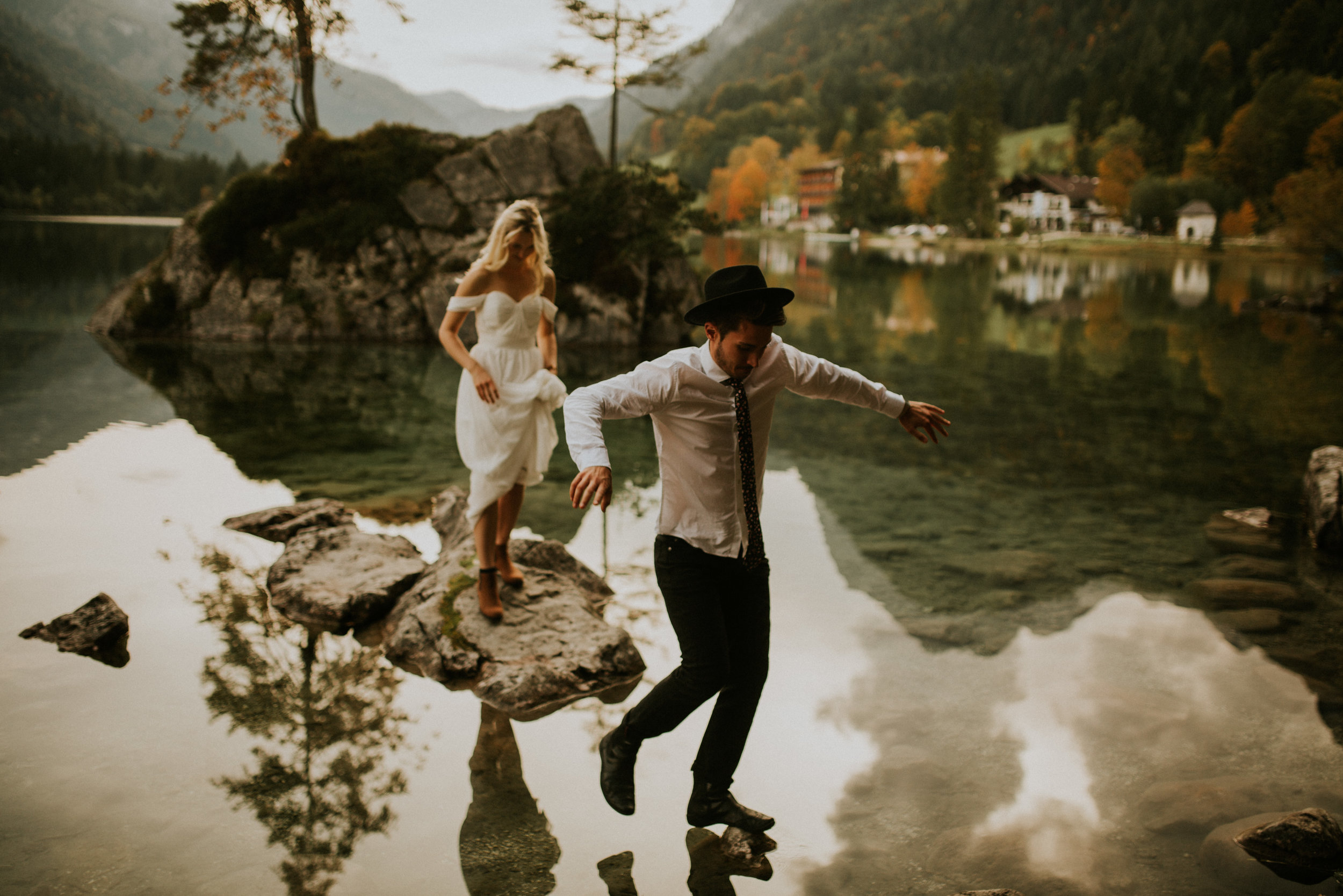 Germany elopement photography by BreeAnna Lasher