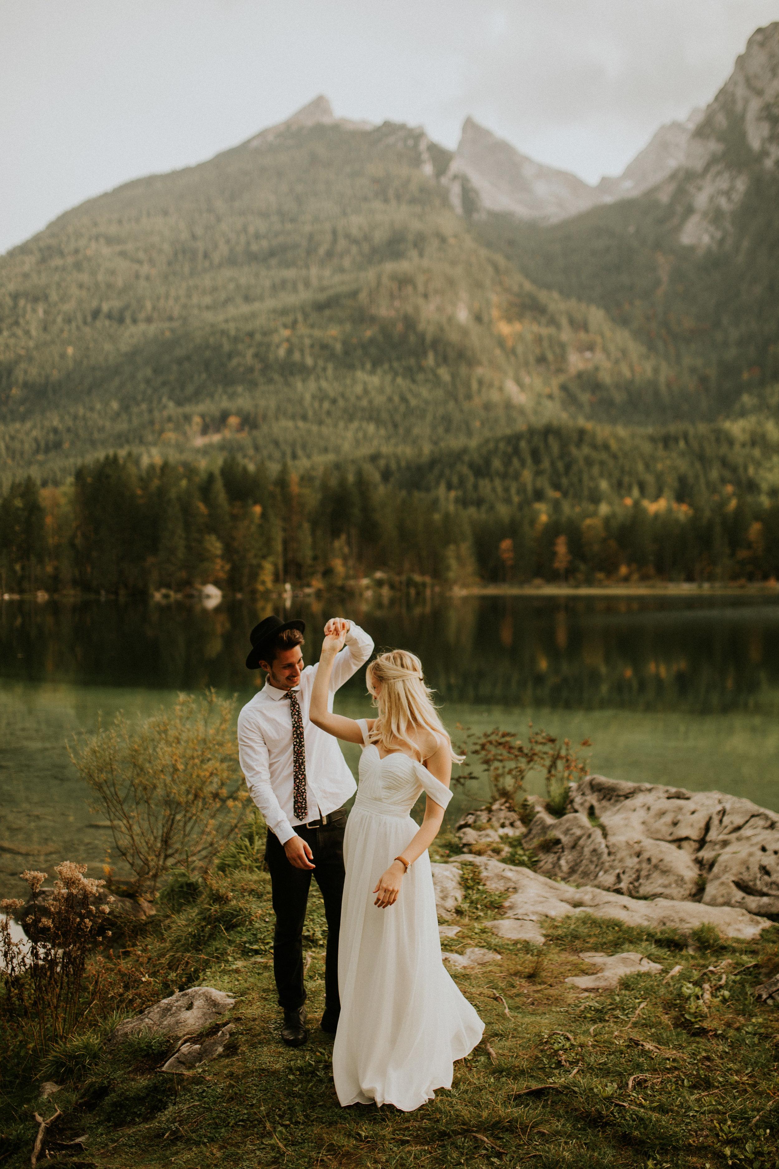 germany lake wedding photography