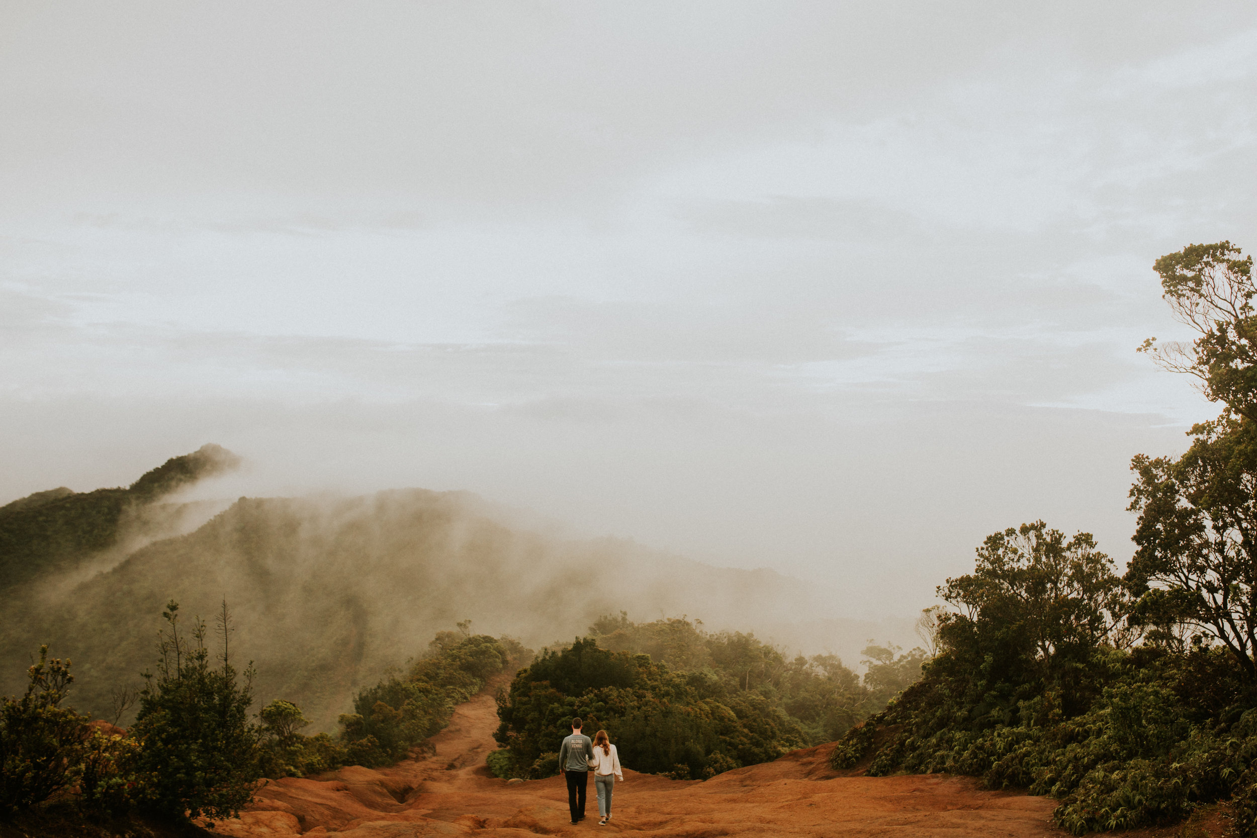 Waimea canyon coupe in love by BreeAnna Lasher engagement photography