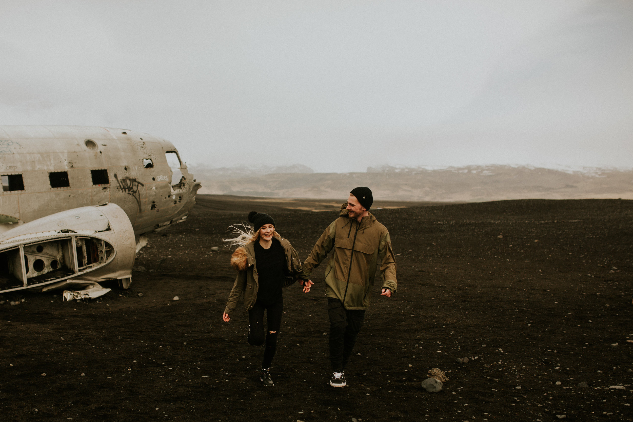 iceland wedding and elopement photography breeanna lasher