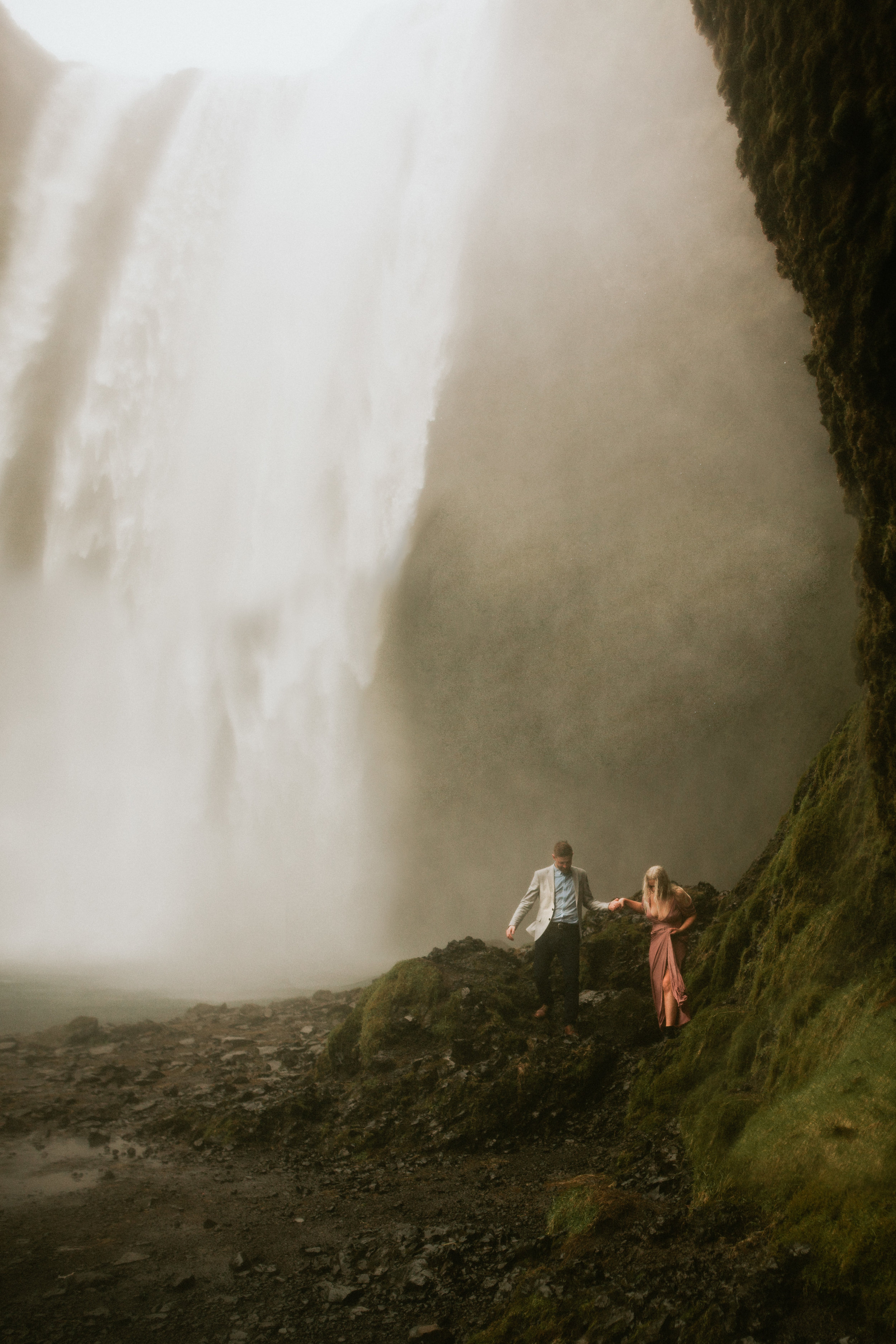 iceland elopement photographer breeanna lasher