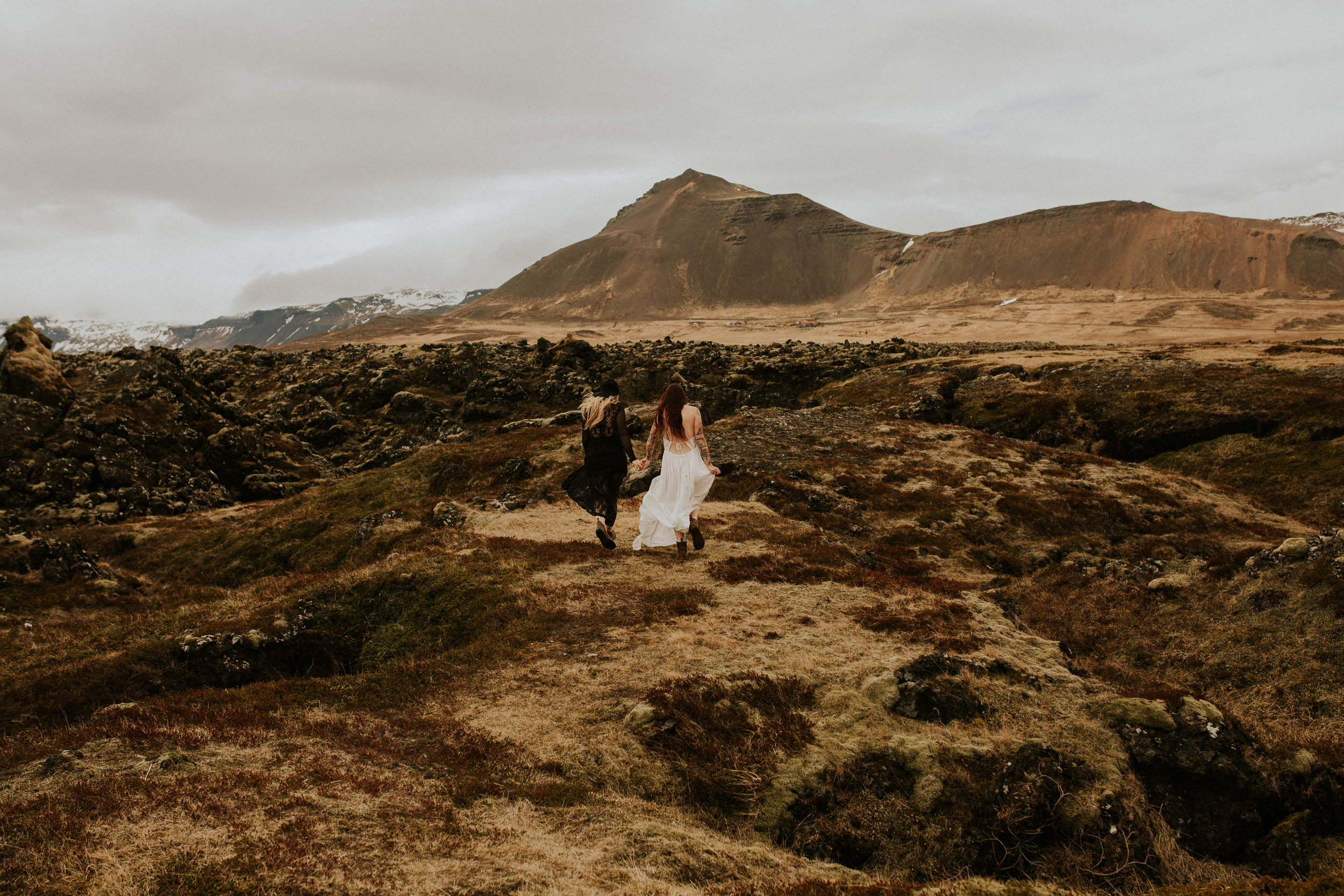 icelandic wedding photographer by breeanna lasher