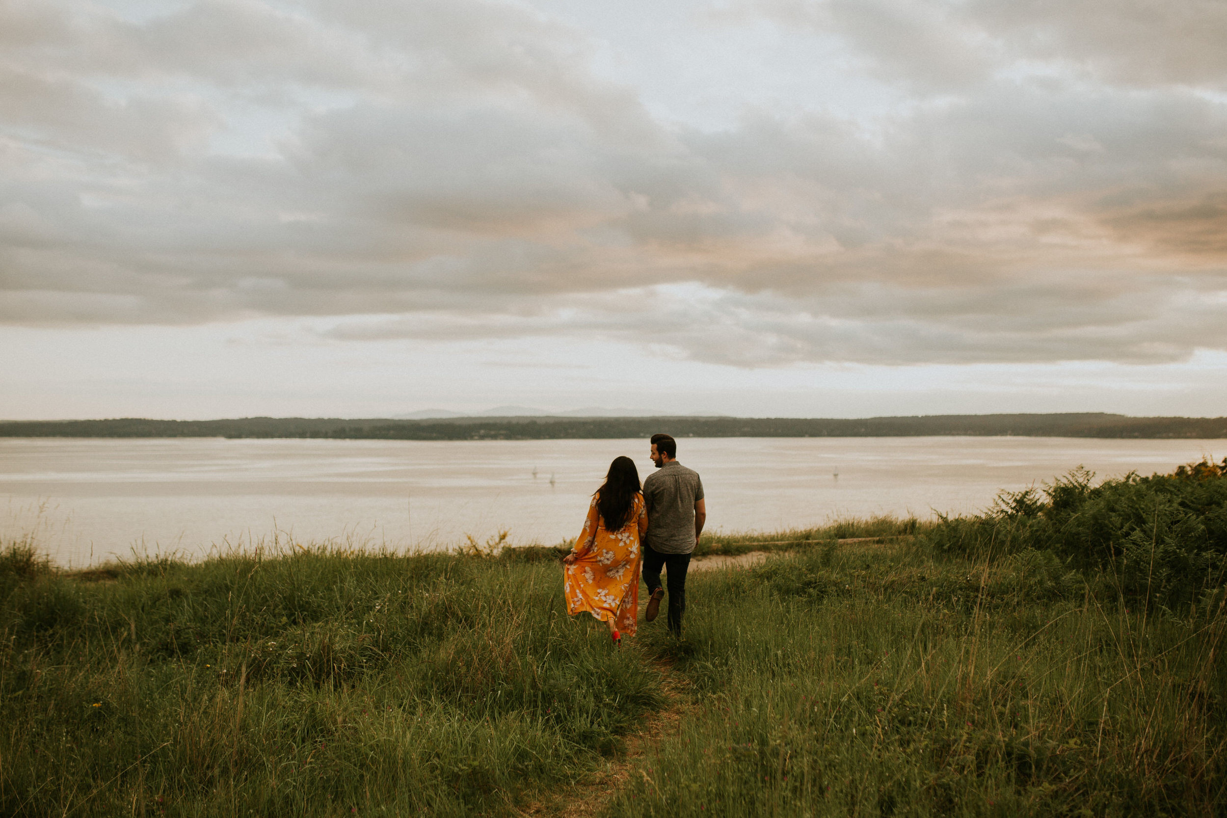 Tacoma waterfront elopement discovery park photography breeanna lasher