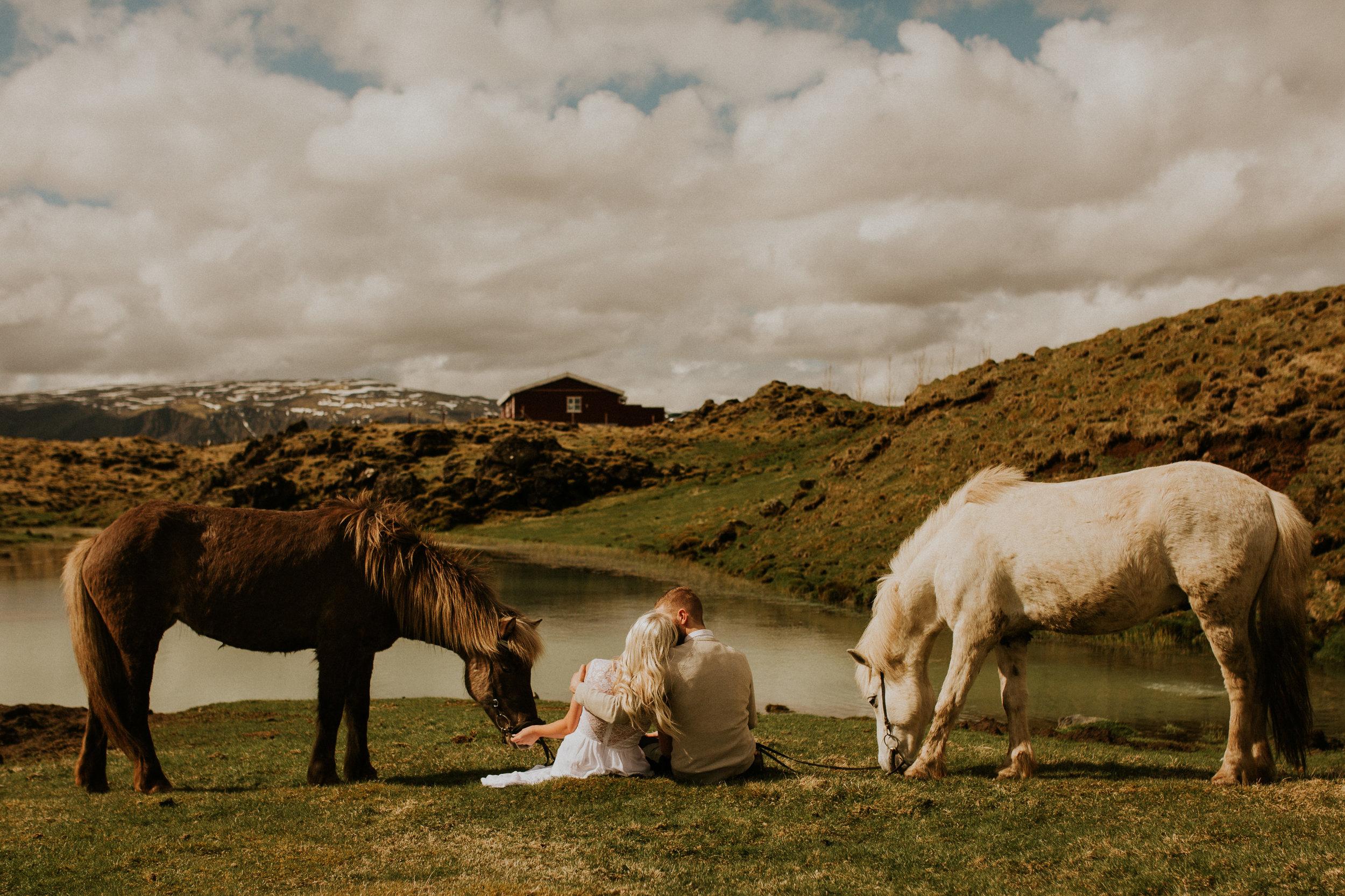 iceland elopement photographer breeanna lasher