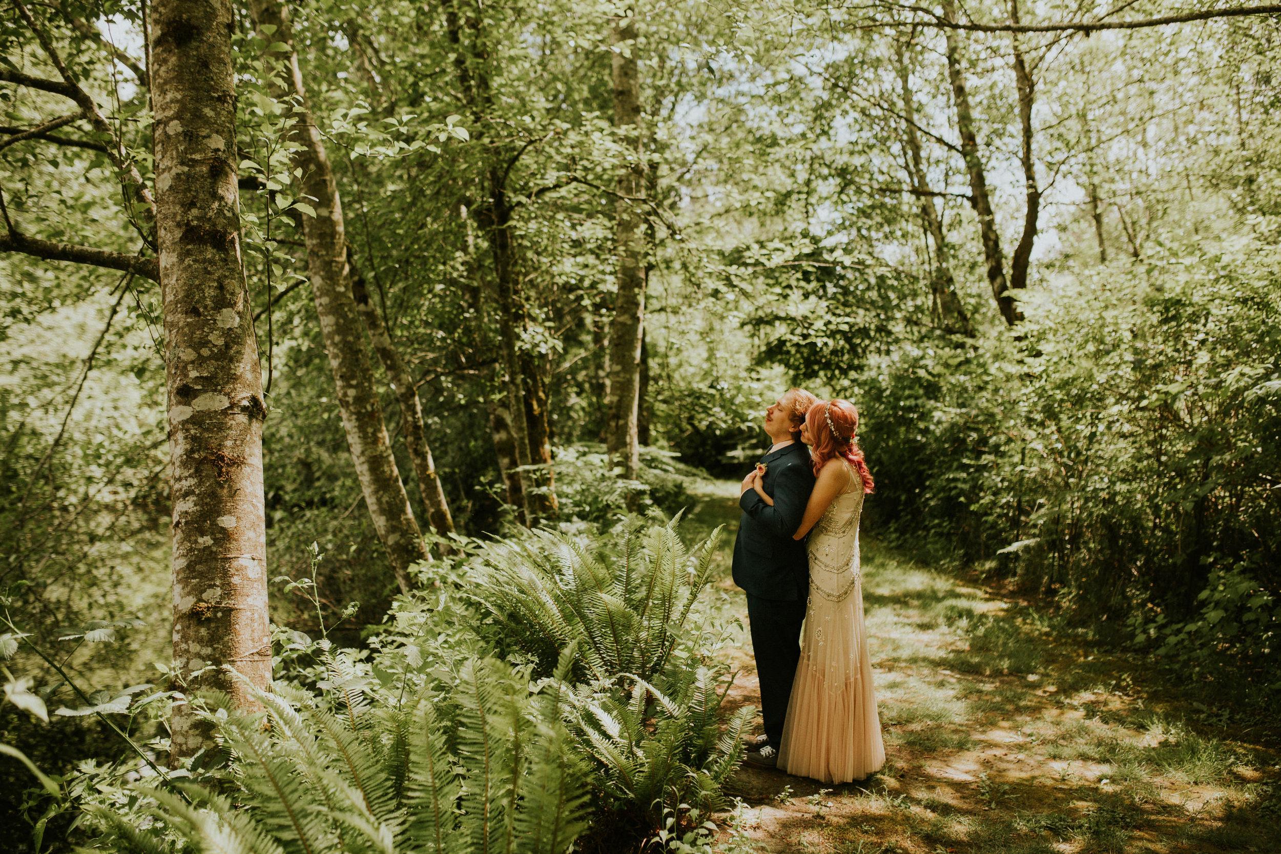 port orchard wedding venue cedar springs elopement photographer
