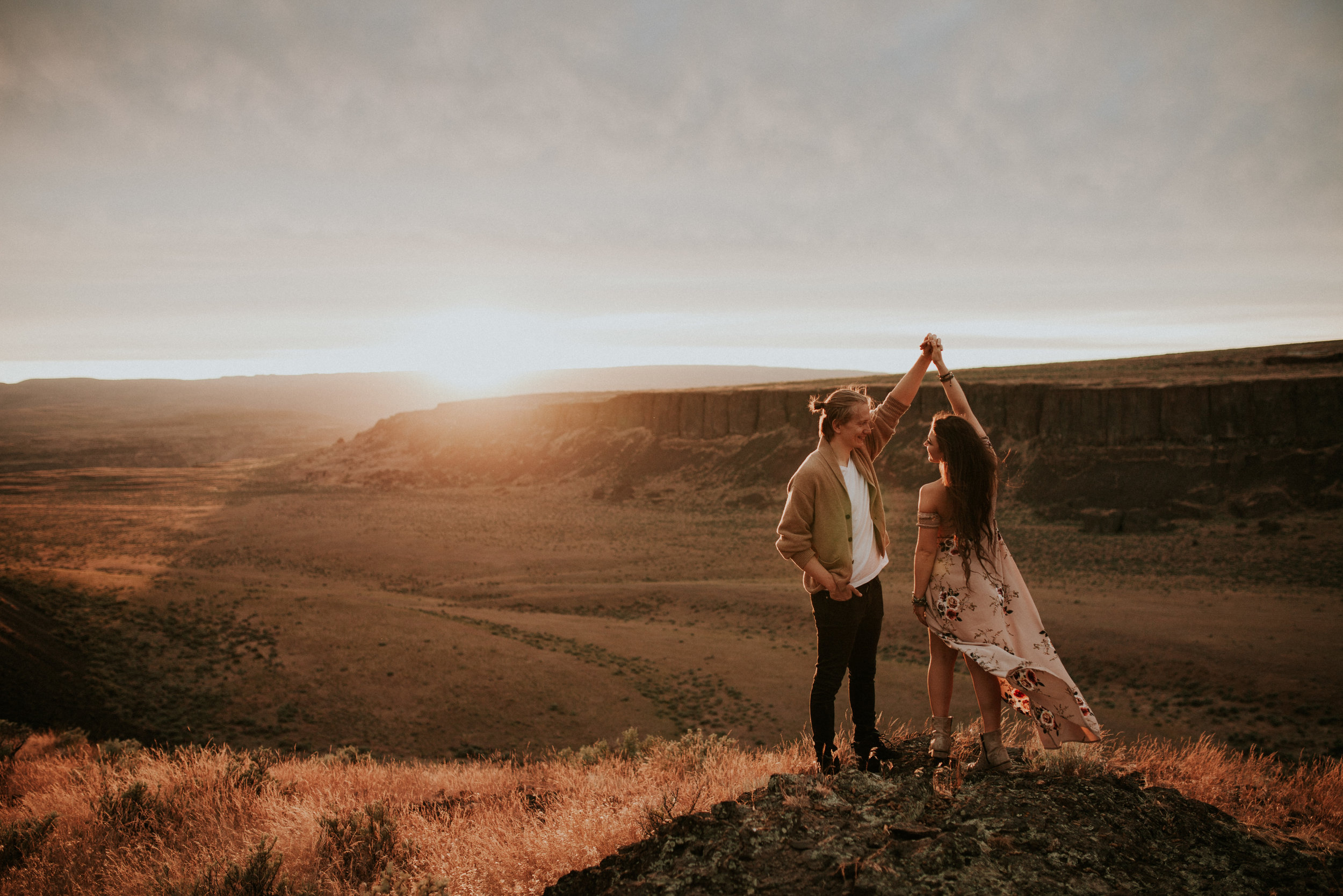 vantage love story elopement photographer