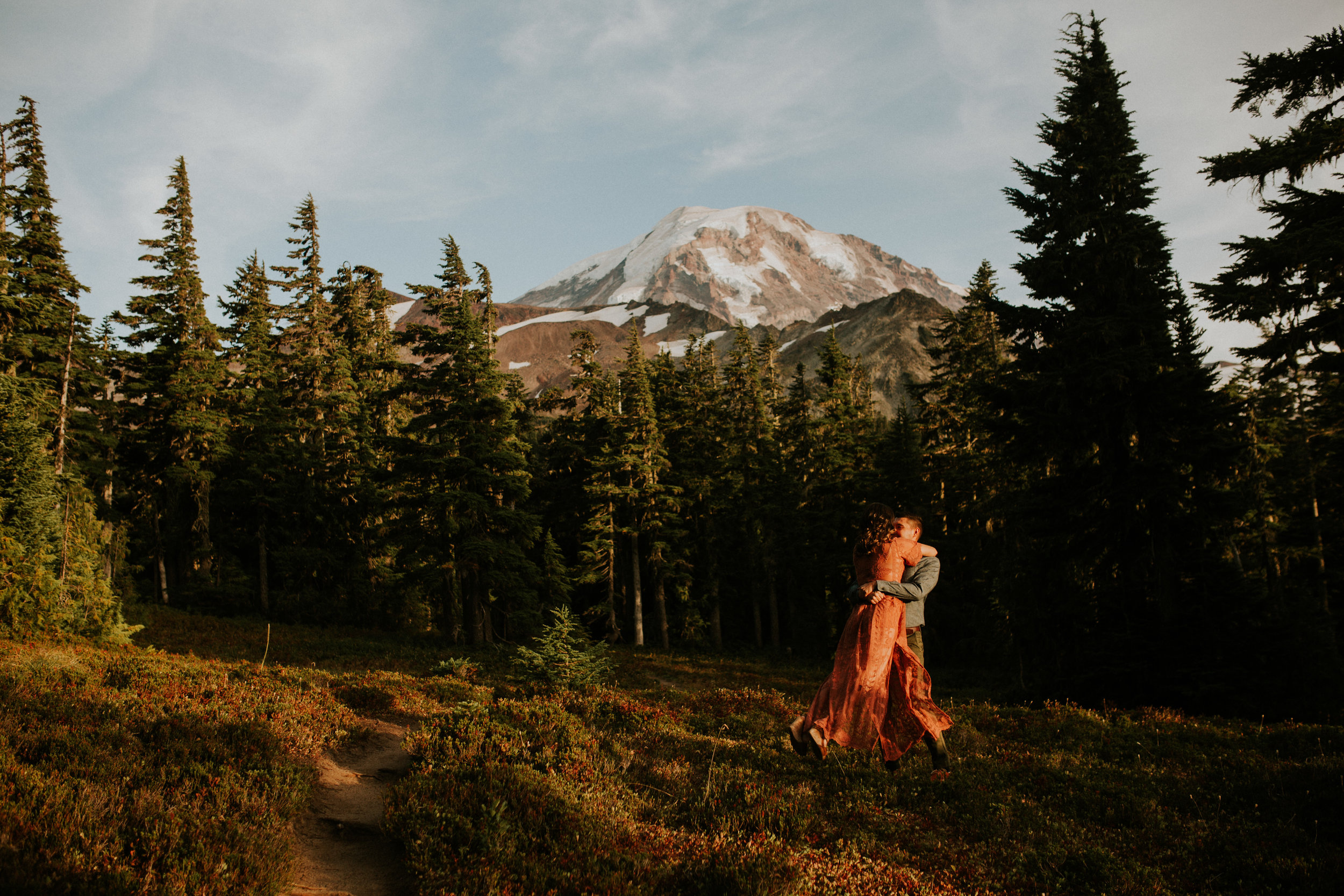 Mount Rainier engagement photos - Mount rainier twin firs trail - Ashford wedding photography - mount rainier elopement photography - Grenada engagement photos - Grenada wedding photographer - Spain wedding photography - Austria elopement photography - Austria wedding photographer - Slovenia wedding photographer - Germany elopement photography - Germany hiking elopement - Austria hiking elopement - Oregon hiking elopement - Washington hiking elopement photography - saddle mountain hiking wedding - Oregon trail hiking elopement - Madrid engagement photography - mount rainier wedding photographer - pnw wedding photographer