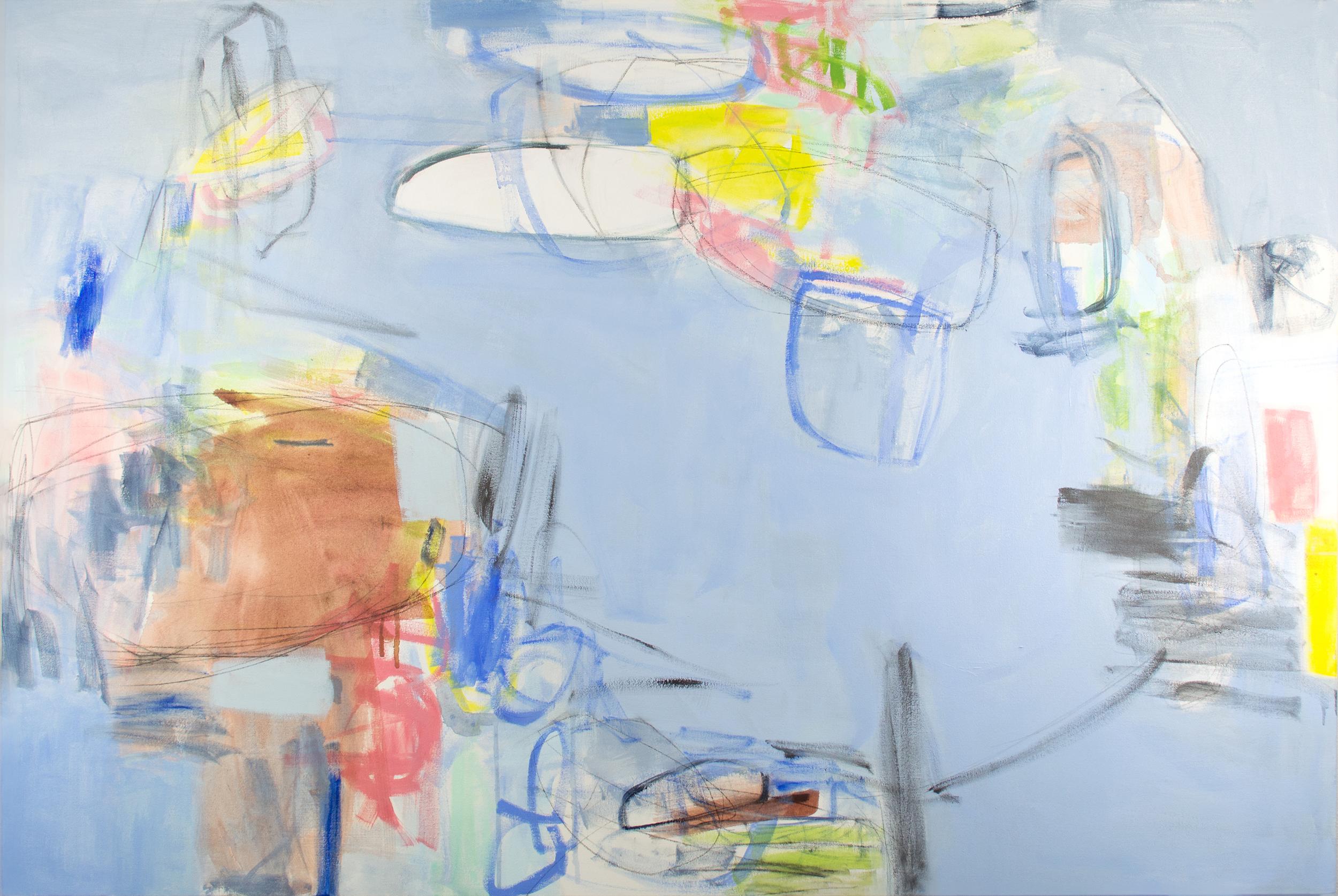 Chasing 360 - Artists exploring process in abstractionFeaturing:Kristen AbbottDeidre AdamsMolly BurgerJessica MageeJulia Rymer