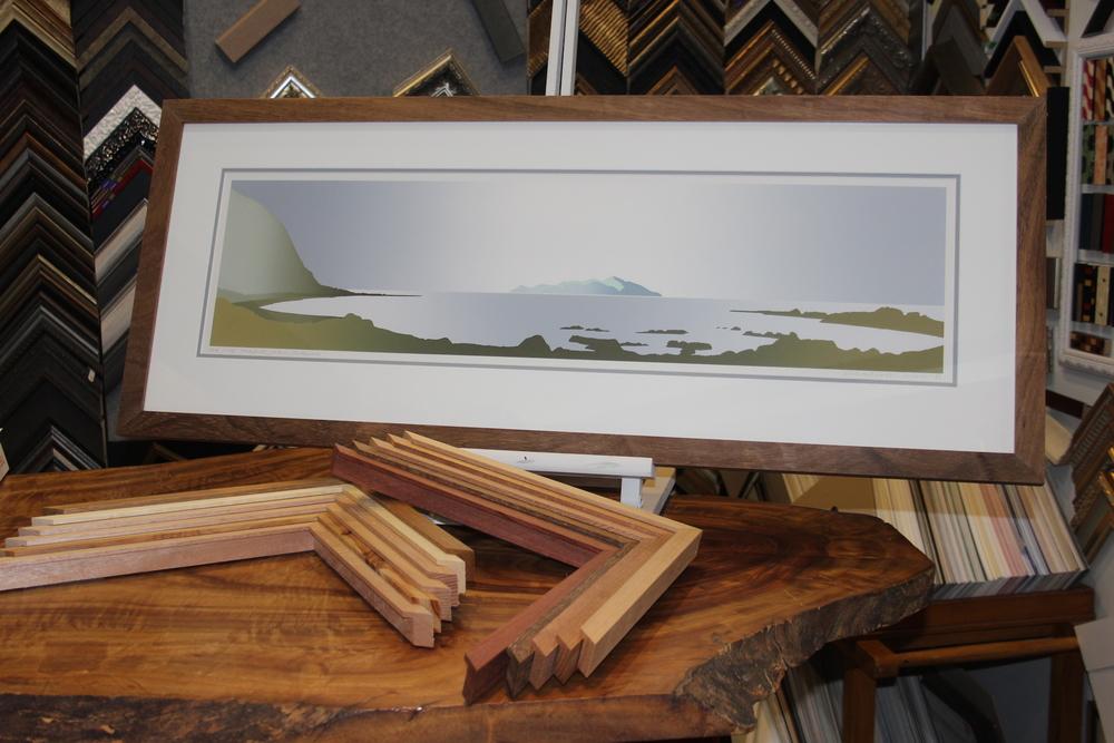 Austrlian Native timber framing